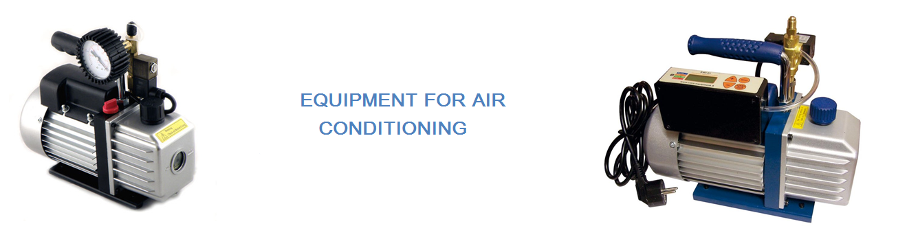 Equipment for air conditioning