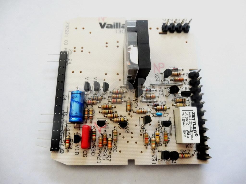 Scheda Ventilatore Vcw 240 E So27 Tecnoblock Vaillant
