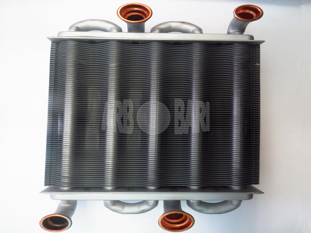 Kit scambiatore bitermico domiproject f24d ferroli for Ferroli f24d